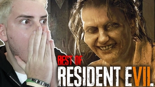 BEST OF: SPAVENTI in RESIDENT EVIL 7 - (Funny Moments ITA)