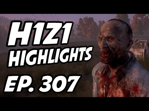 H1Z1 Daily Highlights   Ep. 307   summit1g, JesterJack, TTHump, dnstreeeet, Rogue, LIRIK, Merci_Mae_