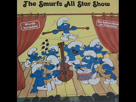 Track 9 - yankee doodle - smurfs all star show
