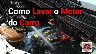 Como lavar o motor do carro - DR Auto Mecânica N°185