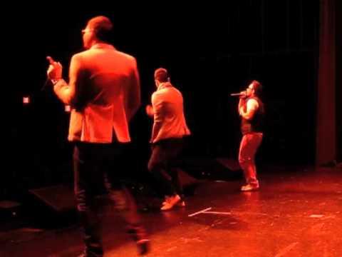 The Bilz & Kashif - Live at Penn-State College #TheTrinityTour