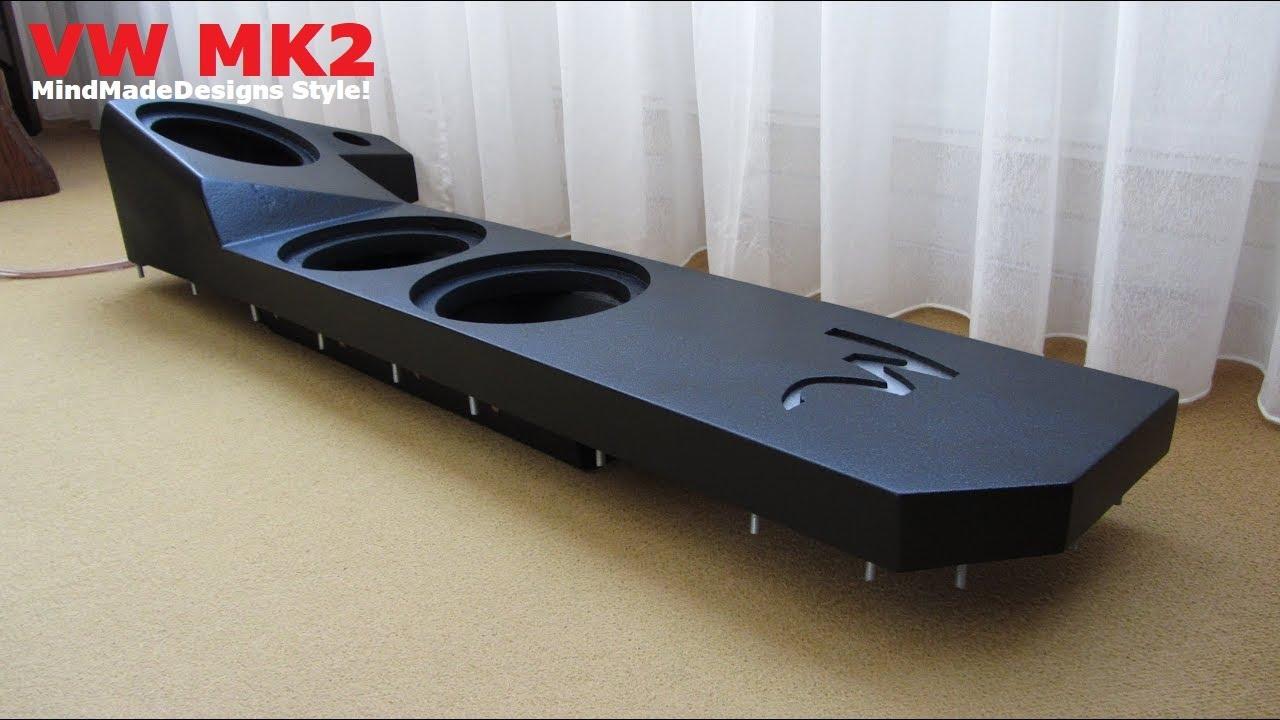 speaker pods door panel youtube