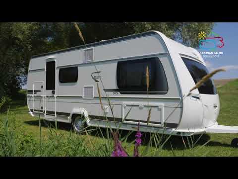 CARAVAN SALON Düsseldorf StarterWelt - Was ist ein Familien Caravan?