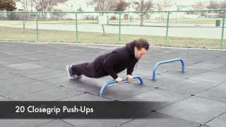 Calisthenics Circuit Routine