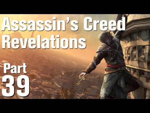 Assassin's Creed Revelations Walkthrough Part 39 - Arsenal Infiltration [No Commentary / HD]