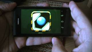 Nokia N9 (Android 4.0 ICS)