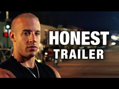 Honest Trailers Fast Five