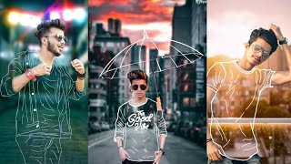 Invisible Clothes Design Photo Editing Tutorial | PicsArt Editing 2019 | Instagram Viral Photo Edits