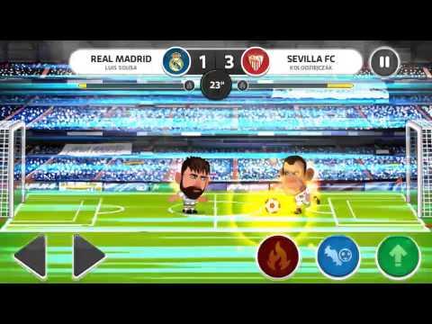 Replay from Head Soccer La Liga!