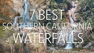 7 Best Southern California Waterfalls
