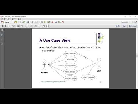 Use Cases - Tutorial 14 - Software Engineering Methods | 2018