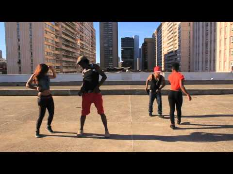 Gyptian - I Like It - Choreographed by A NI MAL