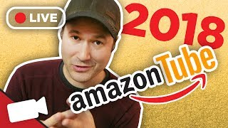 AmazonTube may be YouTube's next Competitor