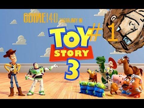 Zagrajmy W Toy Story 3 (odcinek 1) ... Cóż Za Okropna Gra ...