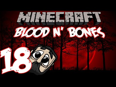 ARMOR and FOOD   Blood and Bones Ep.18, Minecraft modpack