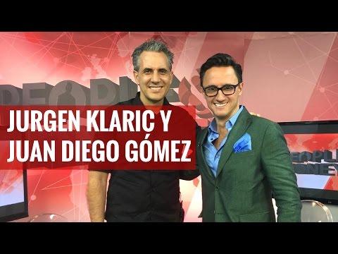 Jurgen Klaric y Juan Diego Gómez, entrevista exclusiva: Historia, sugerencias y futuro