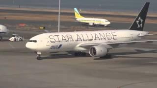 大晦日の羽田空港 航空管制 「良いお年を」 ATC Haneda Airport