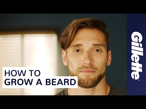 How to Grow a Beard and Maintain It   Gillette STYLER