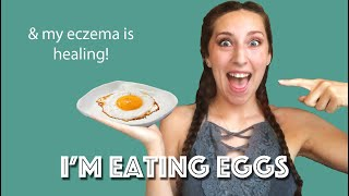 I'm eating eggs. (Q&A) // Michelle Mills