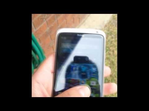 HTC One X 4.1.1 jellybean
