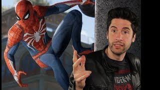 Marvel's Spider-Man (PS4) 2017 E3 Gameplay - Review