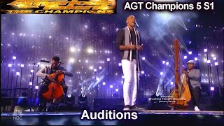 Sons Of Serendip Music Group Somewhere Only We Know Audition America 39 S Got Talent Champions 5 Agt
