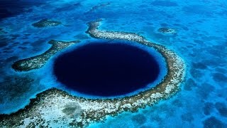 Blue Holes Exploration   Extreme Underwater Cave Diving Exploring the World's Deepest Blue Hole