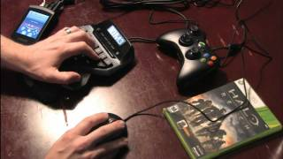 Classic Game Room - XIM3 Xbox 360 mouse and keyboard adapter review