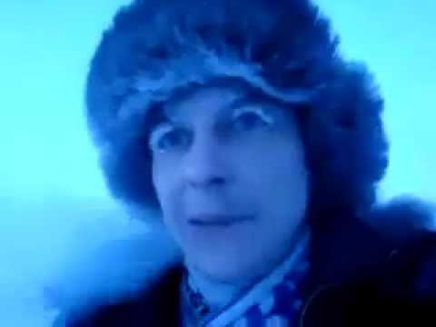 Глобальное потепление брехня, отвечаю! Новосибирск