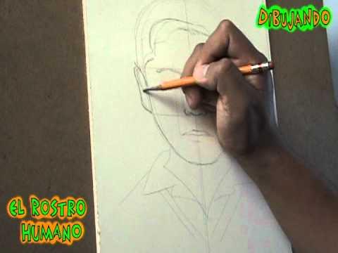 Ejercicios de DIBUJO PROFESIONAL, -Cánones para dibujar Retratos-