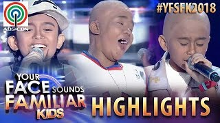 "YFSF Kids 2018 Highlights: TNT Boys, ibinirit ang kantang ""Stupid Love"""