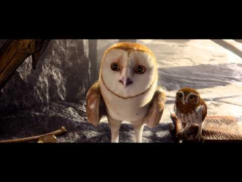 Legend of the Guardians; The Owls of Ga'Hoole featurette