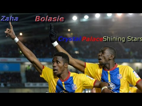 Yannick Bolasie/Wilfried Zaha - Skills and Goals