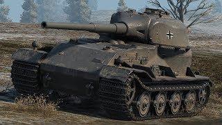 World of Tanks ps4 Pz. Kpfw. Vll ace tanker gameplay