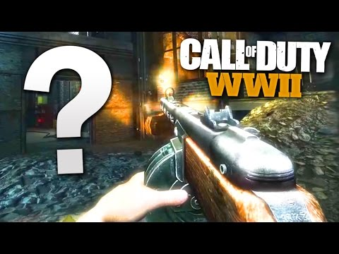 "Is THIS what ""Call of Duty WW2"" be like...? (COD 2017)"