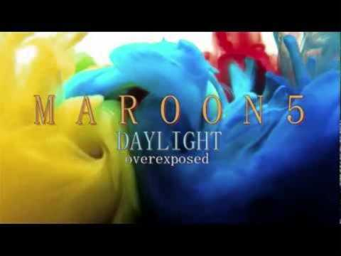 Maroon 5 - Daylight (432hz)