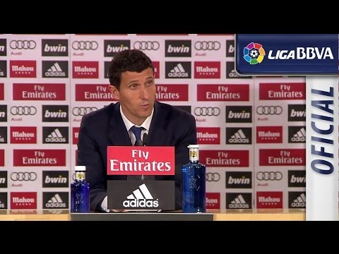 Press Conference Javi Gracia after Real Madrid (4-0) Osasuna - HD