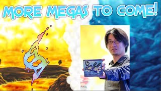 Hidden Megas in ORAS? Shigeru Ohmori Says So!