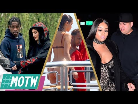 Kylie Jenner's New Man DISSES Her Ex, Bella Hadid Shows Her ASS, Rob & Chyna's AWKWARD Run-In -MOTW
