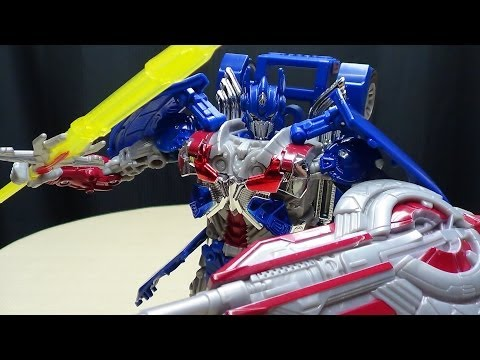 Transformers Age of Extinction Leader OPTIMUS PRIME: EmGo's Transformers Reviews N' Stuff