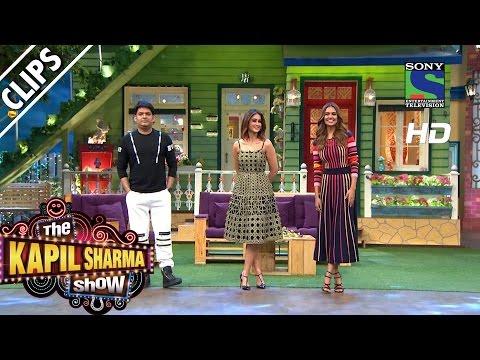 Kapil Welcomes Ileana D'cruz and Esha Gupta -The Kapil Sharma Show -Episode 33-13th August 2016 thumbnail