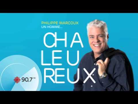 Curieux, authentique, chaleureux, Philippe Marcoux arrive à Ottawa-Gatineau !
