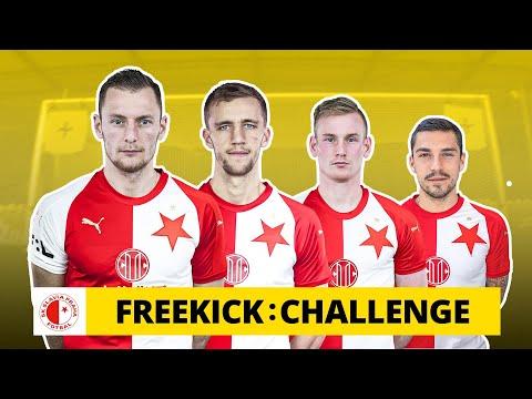 Freekick Challenge na Slavii: Je tam pětiklíště!