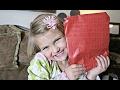 OPENING PRESENTS   VALENTINE'S DAY SPECIAL!