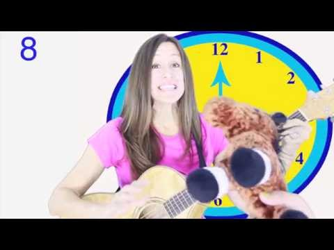 Hickory Dickory Dock Sung By Patty Shukla video