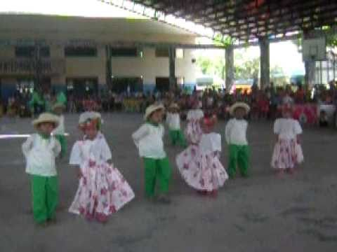 Philippine Folk Dance gozos video