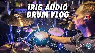 iRig Audio // Drum Vlog