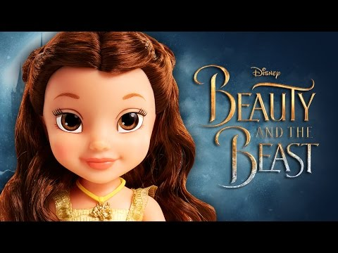 JAKKS PACIFIC'S BEAUTY AND THE BEAST LINE!!! | A Toy Insider Play by Play