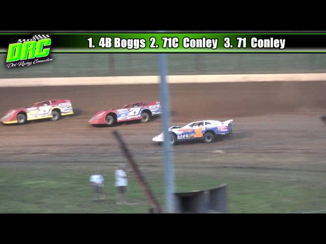 Portsmouth Raceway Park :: 6.1.13 :: Late Model Feature