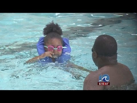 Treading water: African Americans have high drowning statistics